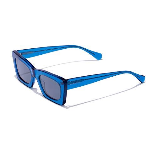 HAWKERS X Paula ECHEVARRIA · Lauper Gafas de sol, Azul electrico, One Size Unisex Adulto