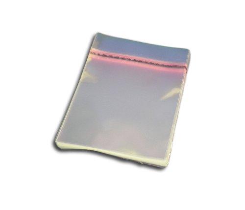 Blu-ray Schutzhülle 14mm Verschluß Protected (100 Stück)