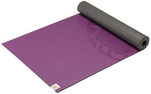 Gaiam Yoga Mat - Premium 5mm Dry-Grip Thick...