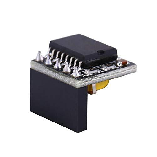 DAUERHAFT RTC-Board-Clock-Modul mit geringem Stromverbrauch Präzises Time-Clock-Modul Schwarz für Raspberry Pi