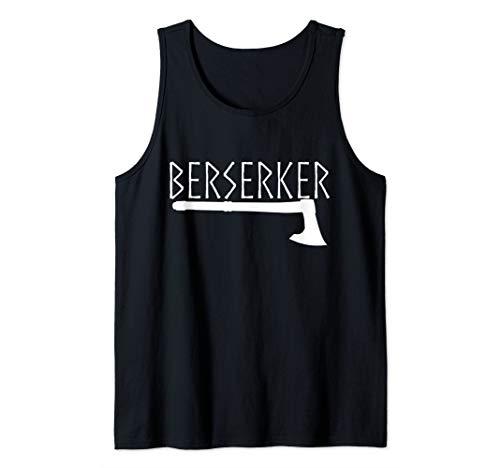 Wikinger Berserker Axt Tank Top