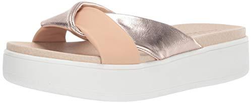 Aerosoles Damen Martha Stewart Keramik Sport Sandale, Beige (Bräune Combo), 41 EU