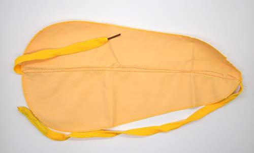 Paño de Limpeza soundman para Clarinete (Codlor: Amarillo) Cuidado Limpia
