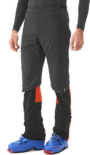 MILLET Pierr ALPHA3/4P Pantalon Homme, Noir/Noir, FR (Taille Fabricant : XS)