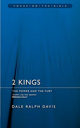 Image of 2 Kings: The Power and the Fury (Focus on the Bible)