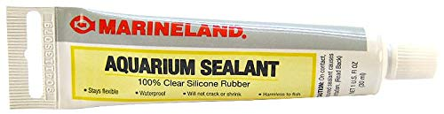 MarineLand Fish & Aquatic Supplies Silicone Sealer 1 oz (Tube)