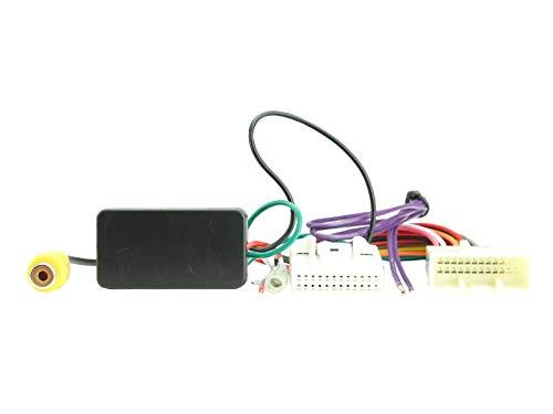 Interface pour recuperer la camera de recul Toyota ap12