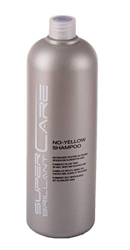 Hair Haus Super Brillant Care No-Yellow Shampoo 1000ml