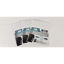 We R Memory Keepers (3-Pack) Tab Stickers 12 Pack File, 2 inch TABS-42377