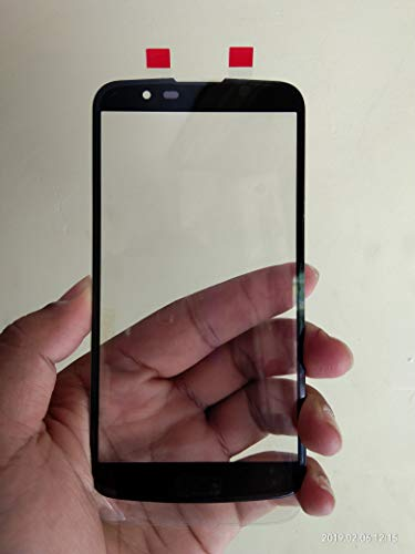 MrSpares Front Screen Outer Touch Glass Cover Panel Lens for LG K10 : Black