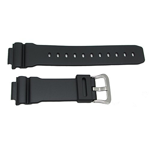 Genuine Casio G-shock Replacement Watch Band Dw9000 Dw9050 Dw-9051 Dw9052 16mm