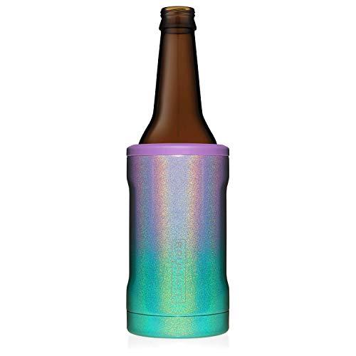 BrüMate Hopsulator BOTT'L Double-walled Stainless Steel Insulated Bottle Cooler for 12 Oz Bottles (Mermaid)