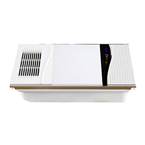 Baño LED De Doble Núcleo De Alimentación Smart Bath Typhoon Cálido Integrado Techo Yuba Touch Interruptor,White
