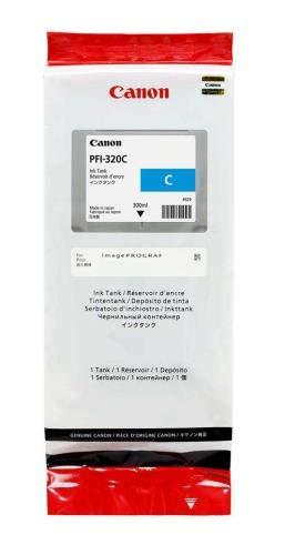 Canon PFI320C adatto per IPF TM200 Inchiostro ciano 2891C001 300ml