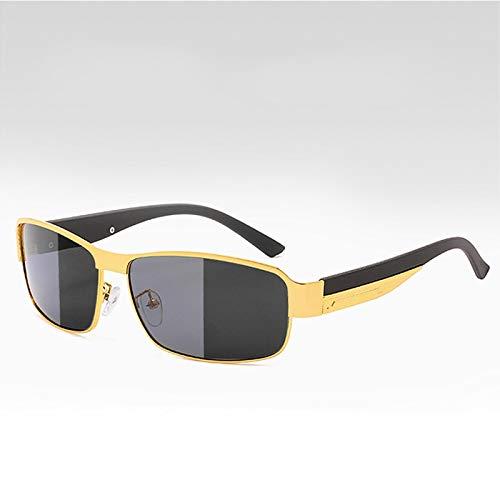 Gafas de Sol Sunglasses Gafas De Sol Fotocromáticas Polarizadas para Hombre, Gafas De Decoloración, Gafas Antirreflejo Uv400, Gafas De Conducción C6