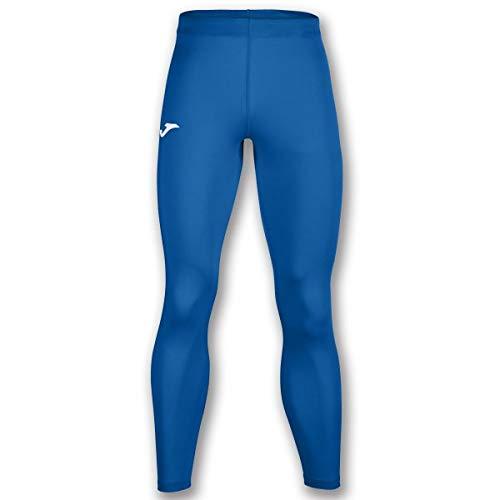 Joma Academy Pantalon Termico Caballero, Niños, Royal, 4XS-3XS