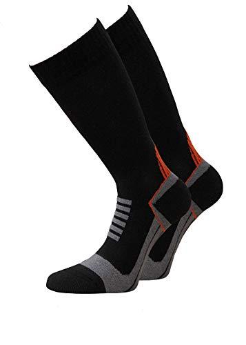 Chaussettes de ski/ de randonnée, également disponibles dans les pointures 39-42-43-46-47-50, 1paire ou 4paires