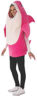 Rubie's Adult Mommy Shark Costume with Sound Chip, Standard by Rubie's