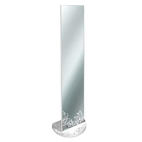 Specchio da terra con riproduzione artistica 40x160 cm MIRROR ORIGINAL BUTTERFLY