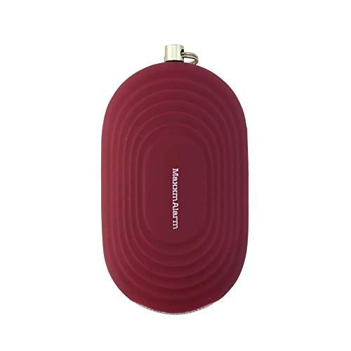 iMaxAlarm Maxxm SOS botón de Alarma de pánico de Alarma/Alerta móvil de Seguridad Personal + luz LED - Alarma 130dB...