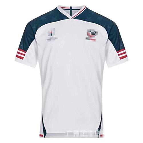 GXHLLYZY 2019 Desgaste Copa Mundial De Fútbol EE.UU, Jersey Camiseta (Size : XXXL)