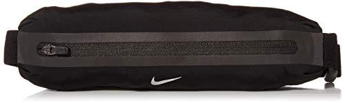 Nike Slim WAISTPACK 2.0 Riñonera Running, Adultos Unisex, Multicolor (BlaBlaSil), Talla Única