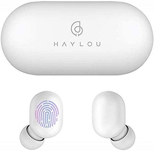 Fone Haylou GT1 (Branco) Sem Fio Airdots Xiaomi Bluetooth 5.0 Botões Touch