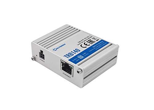 Teltonika TRB140 - Modulo I O digitale e analogico I O (Digital & Analog, Entrata Uscita, RJ-45, SSH, CLI, NAT, DDNS, OpenVPN, Verde, 9-30 V)