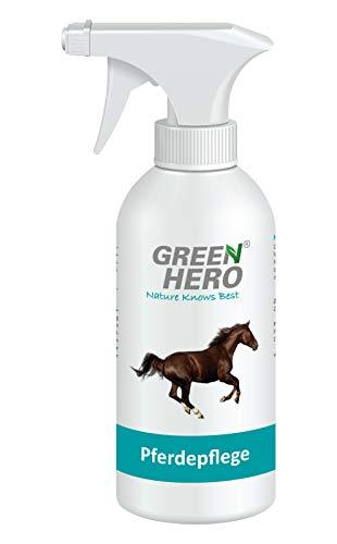 Green Hero Pferdepflege, Pflegt die Haut bei Juckreiz, Milben & mehr, 1 x 500 ml