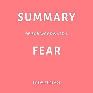 Summary of Bob Woodward's Fear cover art