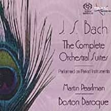[AUDIO CD] J.S. Bach, The Complete Orchestral Suites