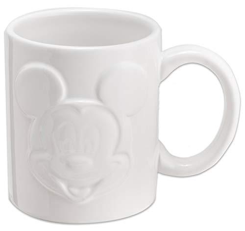 Joy Toy 62140 Mickey Mouse - Taza de desayuno (320 ml), color...