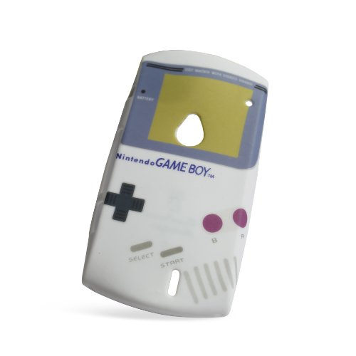 Sony Ericsson Xperia MT15i Neo TPU SILICIO Game Boy Diseño Teléfono Retro...