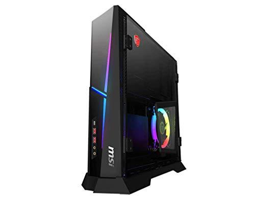 MSI Trident X Plus 9SF-087EU Desktop-PC (Intel Core i9-9900K, 32GB RAM, 1TB HDD, 512GB SSD, NVIDIA GeForce RTX 2080 Ti Ventus, Windows 10 Home) schwarz