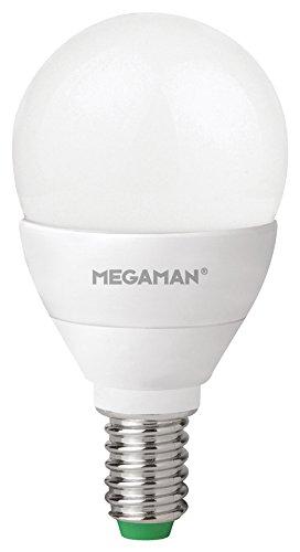 Megaman MM21012 Lampe LED 5 W E14 270 LM Blanc 45 mm 45 mm