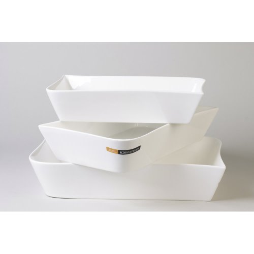 TABLE PASSION - PLAT A FOUR 41X26CM MELODY