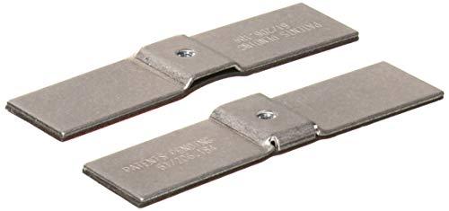 Smart Choice L304458800 Frigidaire Dishwasher Granite Countertop Installation Bracket Kit, Black
