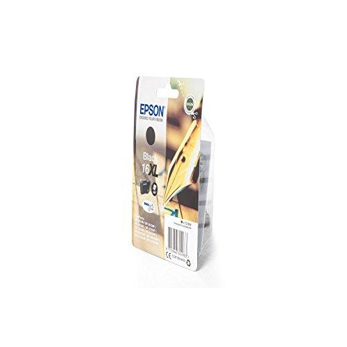 Original Epson C13T16314010 / 16XL, für WorkForce WF-2760 DWF Premium Drucker-Patrone, Schwarz, 12,9 ml