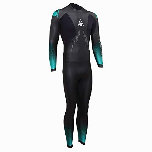 Aqua Sphere AQUASKIN Volpak Heren Wetsuit Triatlon Zwemmen Surfen Open Water