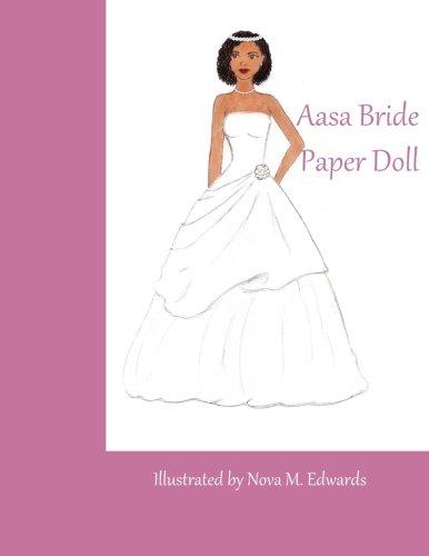 Aasa Bride Paper Doll