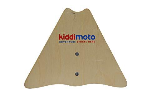 Kiddimoto Laufradständer aus Holz für alle Kinder aus Metall und Holz