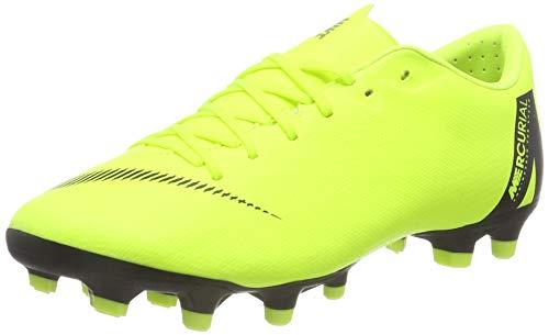 Nike Vapor 12 Academy MG, Zapatillas de Fútbol Unisex