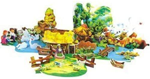 My 3D Story Puzzle - Hans Christian Andersen's The Ugly Duckling by Easytoys, Inc.
