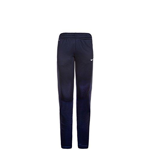 Nike Kinder Trainingshose Academy 16 Youth Tech Pant, Blau (obsidian/White), S, 726007-451