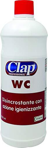 CLAP WC desincrustante concentrado detergente líquido para limpieza de sanitarios de uso...