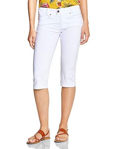 Street One Damen 372267 York Hose, Weiß (White 10000), W(Herstellergröße:40)