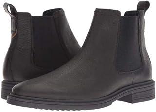 Cole Haan(コールハーン) メンズ 男性用 シューズ 靴 ブーツ チェルシーブーツ Bernard Chelsea Boot - Black/Black [並行輸入品]