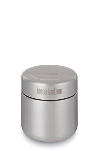Klean Kanteen voedsel container 236 ml Food Canisters Single Wall, geborsteld roestvrij staal, 8020091