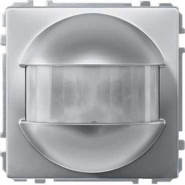Schneider ELEC RLS–CCO 6500–Rauchmelder Bewegung Einbau 180/Artec Aluminium