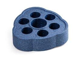 Kirami Schwimmender Pool Getränkehalter Tubbar II Farbe Blau